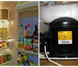 Bơm ga tủ lạnh