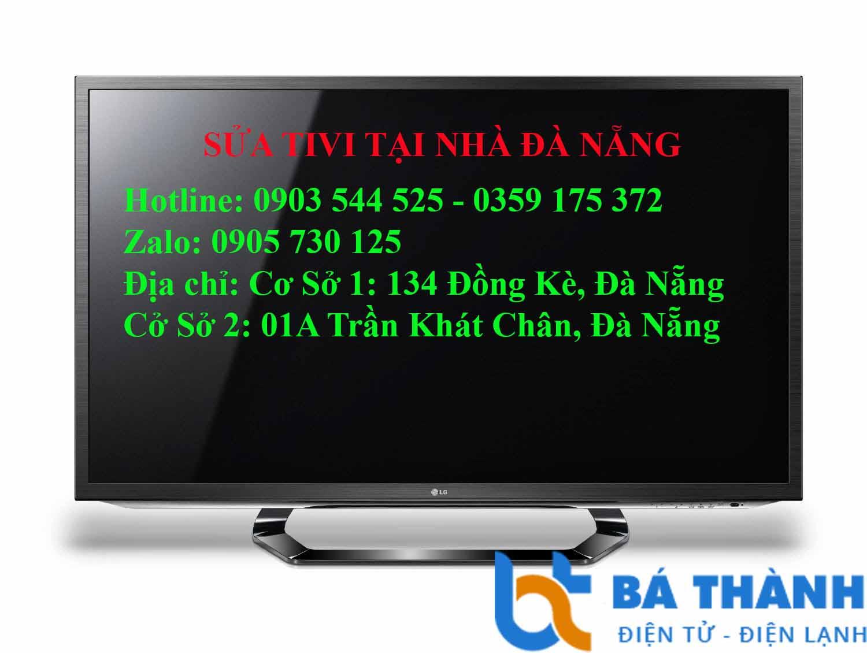 Thay màn hình tivi Đà Nẵng